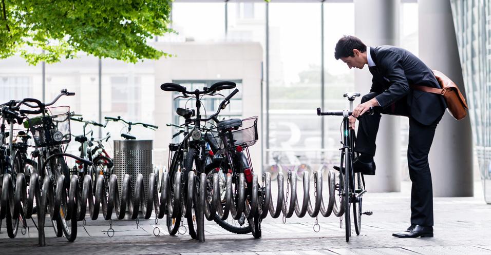 General Motors laat je nu ook fietsen