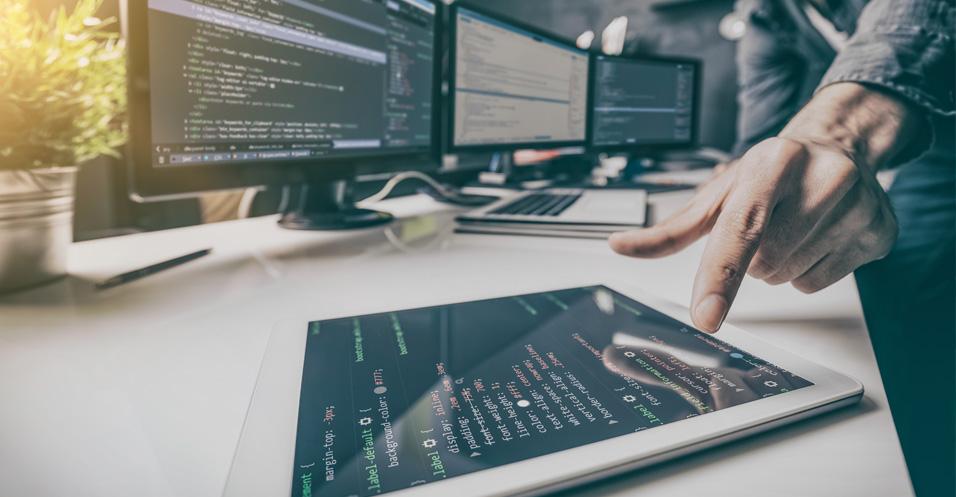 Een baan met veel toekomst Leer programmeren