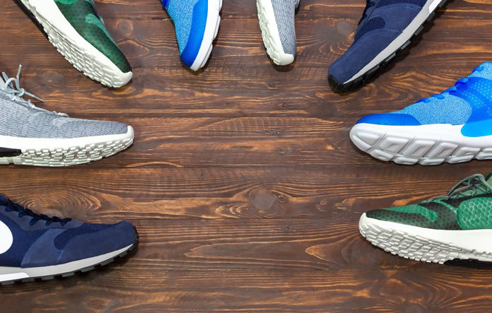Nieuwe oude Nikes